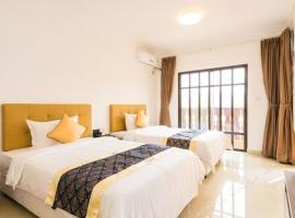 Heyuan Sweetome Holiday Apartment Bafaliya Manor, Heyuan (Huangnijin yakınında)