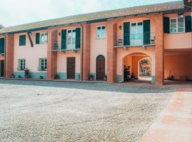 Agriturismo Villa Caffarelli, Monastero Bormida