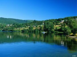 Les Fées du lac ***, Nages
