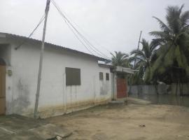 HÔTE HOUSE VIVO, Ouidah (Azizacoue yakınında)