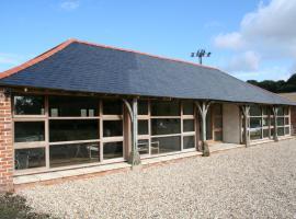 Dines Barn, Андовер (рядом с городом Hurstbourne Tarrant)
