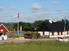 Orø Camping, Orø (Langø yakınında)