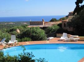 Appartamenti con piscina - Porto Cervo