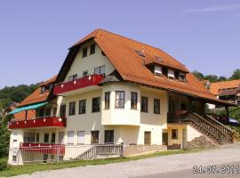 Landgasthof Zum Hirschen, Hafenlohr (Karbach yakınında)