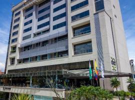 Diez Hotel Categoría Colombia