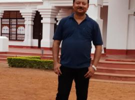 Joydeep Sarkar, Bārākpur (рядом с городом Hābra)