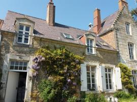 Petit manoir de la berthenlaire, Baincthun (рядом с городом La Capelle-lès-Boulogne)