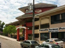 Pousada Termas Piratuba, Piratuba (Machadinho yakınında)