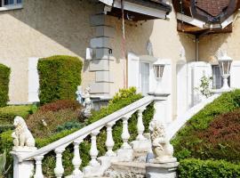 Villa Les Bruyères, Saint-Joseph-de-Rivière (рядом с городом Saint-Laurent-du-Pont)