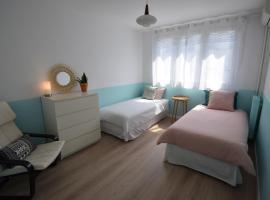 Chambre chez l'habitant a 13km de paris., Franconville (рядом с городом Ermont)