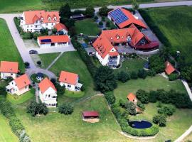 Ferienanlage Karolinenhof, Haundorf (Windsbach yakınında)