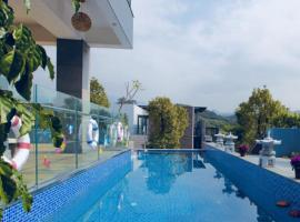 Creek side villa (Mountain villa for health preservation), Changtai