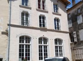 Merchants House, Nanteuil-en-Vallée (рядом с городом Champagne-Mouton)