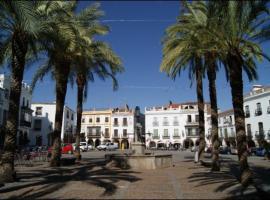 Apartamento Plaza Grande, Zafra (Atalaya yakınında)