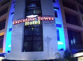 Hotel Executive Tower, Калькутта (рядом с городом Beliaghata)