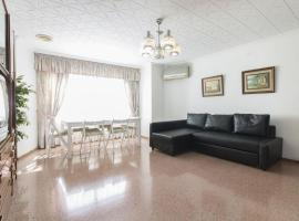 Spacious Apartment with 4 Bedrooms