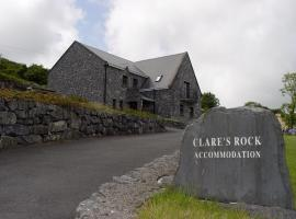 Clare's Rock - Hostel & Self-Catering Accommodation, Carron