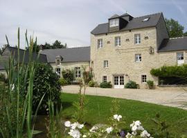 Chambres d'Hôtes Le Moulin du Hard, Subles (рядом с городом Agy)