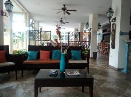 Hotel Kanagua, Ayangue