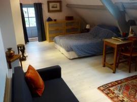 Chambre privée au coeur d'un village classé, Crissay-sur-Manse (рядом с городом Neuil)