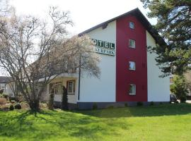 Hotel am Kurpark, Villingen-Schwenningen (Obereschach yakınında)