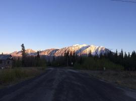 Mount Logan Lodge, Haines Junction (Beloud Post yakınında)