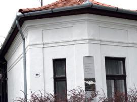 Bertalan-hàz, Шарошпатак (рядом с городом Hercegkút)