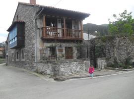 casa cipri 1, Herrera de Ibio