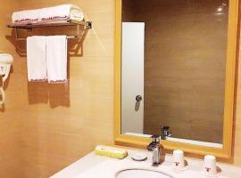 Shell Shandong Rizhao Donggang District Haina Shopping Mall Hotel, Rizhao (Rizhao yakınında)