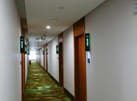 Vatica Shanghai Jinshan District Jinshan International Trade City Weihong Road Hotel, Beicang