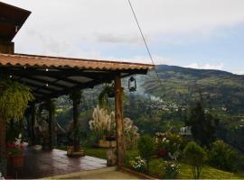 Casa de campo Yuquin. Hermoso lugar, Gualaceo (General Leonidas Plaza Gutiérrez yakınında)