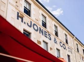 The Henry Jones Art Hotel, Hobart