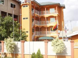 Jostev Hotel, Kumasi (рядом с городом Barekese)