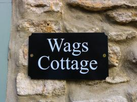 Wags Cottage, Matlock, Matlock (рядом с городом Middleton)