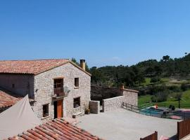 Holiday home Masia Cal Sant Miquel, Castellolí