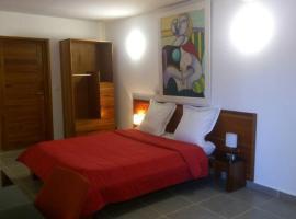Hotel Cannelle Cite, San-Pédro (Grand-Bereby yakınında)