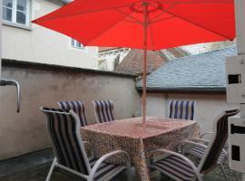 Appartement Sanet, La Charité-sur-Loire (рядом с городом Raveau)