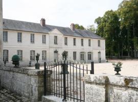 Château de Maudetour, Maudétour-en-Vexin (рядом с городом Saint-Cyr-en-Arthies)