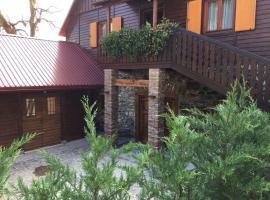 Holiday house Dobra, Skrad (рядом с городом Bukov Vrh)
