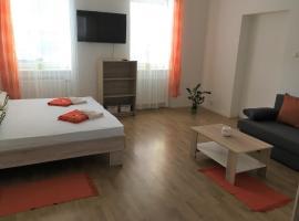 Apartmán 2+kk s venkovním posezením