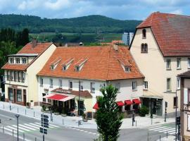 Hotel Weiss, Wissembourg
