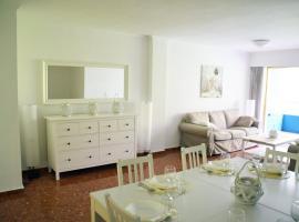 Apartamento Tibi - centro de Gandia