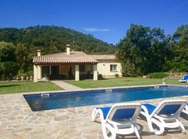 Villa Vall Repos, Санта-Кристина-де-Аро (рядом с городом Romanyá de la Selva)