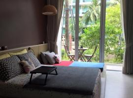 Happened to be @ Hua Hin 1 (TWO bedroom apartment)