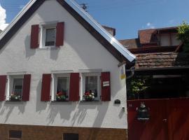 Ferienwohnung Schick und Fein, Böchingen (рядом с городом Ландау (Пфальц))
