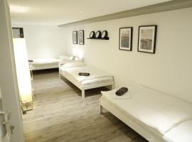Zaraz Fair Rooms, Lehrte