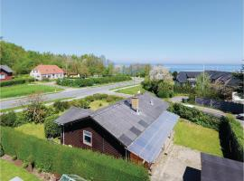 Three-Bedroom Holiday Home in Augustenborg