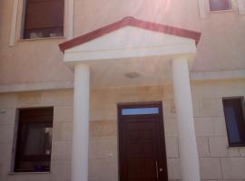 casa tenia, Áyios Andréas (рядом с городом Ираклитса)