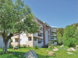 One-Bedroom Apartment in Bastia, Бастия (рядом с городом Paese Novu)