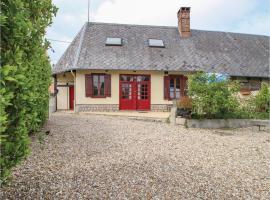 Three-Bedroom Holiday Home in La Chapelle Sur Dun, Ла-Шапель-сюр-Дэн (рядом с городом Sotteville-sur-Mer)